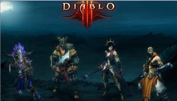 Pics For Gt Diablo 3 Characters Classes